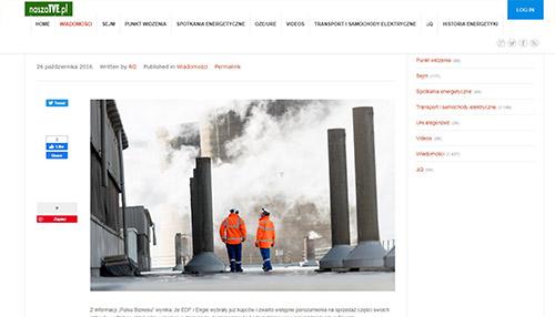 EDF I ENGIE mają już kupców na aktywa w Polsce, ale tylko potencjalnych